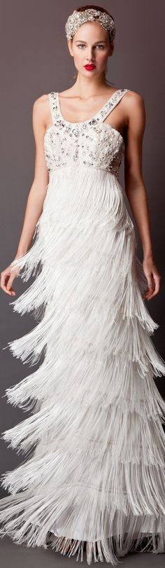 Short Spaghetti Strap Feather Dress | Gatsby look, Look. and Gets