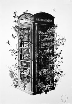 Nature's phone booth