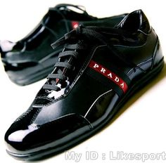 mens shoes Prada Shoes