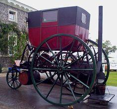 Steam Buses & Trucks