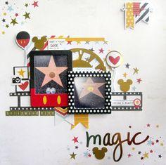 Magic - Scrapbook.com