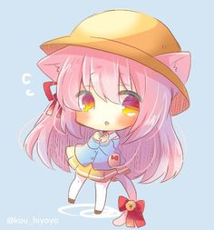 CuteFTW your store for cute t shirts, toys and accessories. www.cuteftw.com Kawaii Neko Girl, Literature Club, Cute Chibi, Cute Tshirts, Anime Chibi, Game Art, Japanese, Character, Toys
