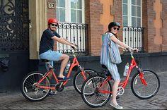 #ECOHOTELS #SWD #GREEN2STAY El patio 77 Eco-friendly B&B  VIAJEROS RODANTES en PATIO77 Newyorkinos se apoderan del placer de rodar desde el más cool B&B en la CDMX www.elpatio77.com © fOTO Elvia Chaparro. http://www.green2stay.com/mex-sth-america-eco-hotels