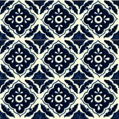 Mexican Tile Patterns - how to tile mexican tiles - Colours of Mexico