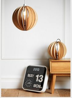 Sphery30 Plywood Lampshade - Mad About The House