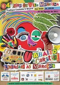 """Com o tema """"Abaixo a caretice, liberdade às marchas"""" no dia 21/8 acontecerá a 34ª Feira da Vila Madalena, um dos bairros mais artísticos e culturais da cidade. 500 expositores de artesanato, gastronomia, escultura e pintura apresentam suas peças cheias de originalidade. Alem disso, haverá um passeio ciclístico com o """"Pedal da Vila Madalena"""". Quem...<br /><a class=""""more-link"""" href=""""https://catracalivre.com.br/geral/agenda/barato/34a-feira-de-artes-da-vila-madalena/"""">Continue lendo »</a>"""