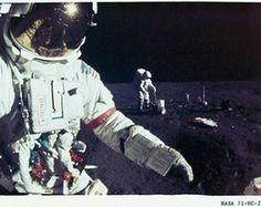 Apollo 14 commander Alan Shepard Photograph: Courtesy of WestLicht