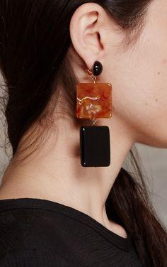 Bitar earring by Rachel Comey