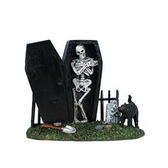 62201 Spooky Graveyard, Lemax Collectibles- Gift Spice