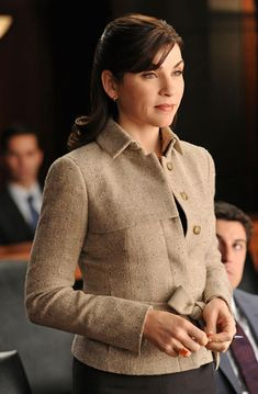 "Julianna Margulies, ""The Good Wife"" Nominated for Best Actress in a Drama Series"
