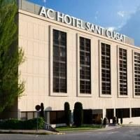 #Hotel: AC SANT CUGAT, Sant Cugat Del Valles, Spain. For exciting #last #minute #deals,