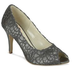 #weddingshoes #trousseaubridalshoes #bridesmaidshoes Cosmos slate peep toe is ideal for bridesmaids and Mothers of bride.Check out www.trousseaubridalshoes.co.nz - worldwide shipping is available on our shoes, please contact us