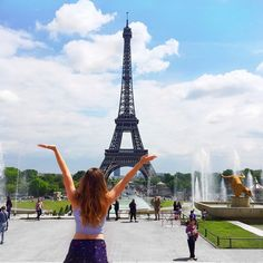 paris, je t'aime ♡ ps..took a spontaneous trip here and loved it! and that vlog will be up tomorrow hopefully! ->> vlogbby11 hehe also, what city do you want to visit the most?? :)