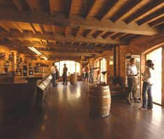 Wirra Wirra winery, McLaren Vale