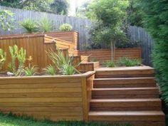Terraced Garden |Theme your garden