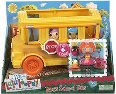 "Mini Lalaloopsy Bea's School Bus - MGA Entertainment - Toys ""R"" Us//Genesis"
