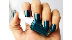 Go Overboard - a deep and creamy teal, so gorgeous.
