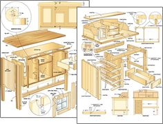 Download Free Woodworking Plans & Book