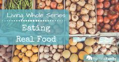 A brilliant read about making the switch to real food Real Food Recipes, Yummy Food, Plant Based Recipes, Good To Know, Affair, Inspired, Eat, Desserts, How To Make