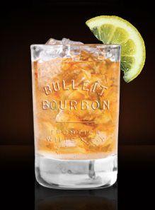 Beantown Bulleit recipe.  Courtesy of Bulleit Bourbon.