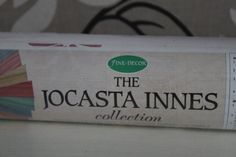 50% OFF SALE Jocasta Innes Stencil Effect Wallpaper Vintage Unused in original packaging on Etsy, $10.66