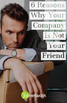 We all want to believe that the company we work for has our best interests in career development at heart. But the truth is, when it comes to your company, you are the resource. And the only thing you can really trust is yourself. Here are a few reasons why your company is not your friend, and to help convince you to remember you are number one.