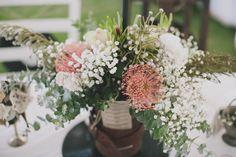 Music Themed Backyard Wedding: Bernadette & Peter