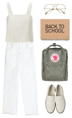"""""""Go Back-to-School Shopping!"""" by thefashionaccounts ❤ liked on Polyvore featuring 3.1 Phillip Lim, Fjällräven and BackToSchool"""