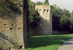 Rimini, mura romane - Foto di Comune Rimini by Turismo Emilia Romagna, via Flickr