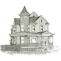 Dubuque Old House Enthusiasts ❤ liked on Polyvore featuring fillers, backgrounds, drawings, sketches, art, doodles and scribble