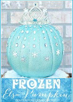 creative collection group link party - Frozen Halloween Decorations