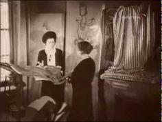 Coco Chanel vintage fashion shows
