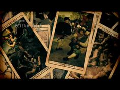 HBO Carnivale main titles. This is such an amazing piece of Motion Graphics.