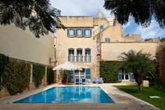 This house in Attard, about a 10-minute drive from the medieval walled city of Mdina, is on the market for $2.17 million.