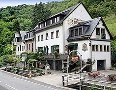 best place to stay in germany - winery hotel in oberwesel right on the Rhine river