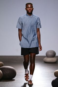 South African Fashion, African Fashion Designers, Africa Fashion, Normcore, Menswear, Spring Summer, Shirt Dress, Mens Fashion, Shirts