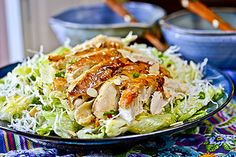 Roasted Chinese Chicken Salad by fullforkahead