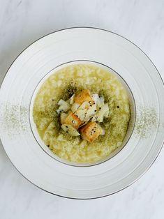 【ELLE gourmet】茶粥のペコリーノがけレシピ エル・オンライン