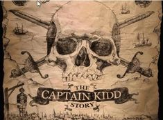 Captain William Kidd