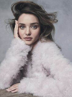 editorial, Miranda Kerr for Vogue Australia.