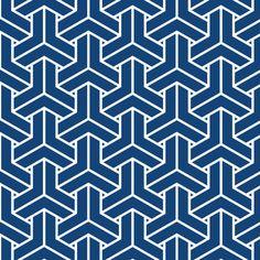 bishamon solid in kyanite fabric by chantae on Spoonflower - custom fabric