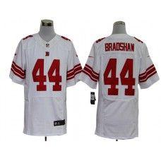 Nike Ahmad Bradshaw Jersey Elite Team Color White New York Giants  44 New  York Giants 4a217fb9d