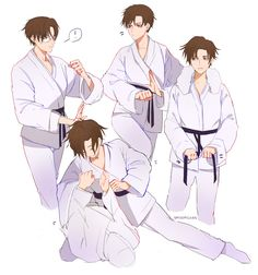 i can't stop thinking about jaehee and her black belt in judo