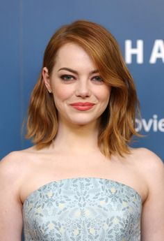 emma stone haircut