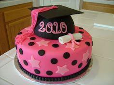 College Graduation Cakes | College Graduation cake