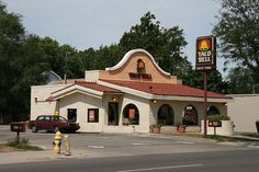 old taco bell restaurant