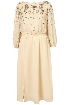 LIMITED EDITION Snow Bead Scatter Dress** - Dresses - Clothing - Topshop