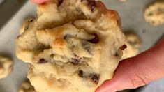 Levain Bakery Cookie Recipe, Bakery Chocolate Chip Cookie Recipe, Levain Cookies, No Bake Desserts, Delicious Desserts, Cupcake Cookies, Cupcakes, Cookie Monster, Side Dish