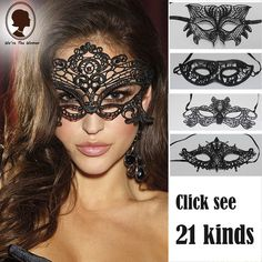 Sexy mask for kinds of party!