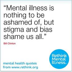 Twitter / sarah_robbo: #Mentalillness is nothing ...